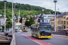 Vy Buss Perkuat Armada Listrik, Volvo Pasok 70 Unit