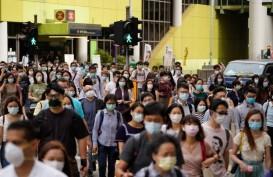 Kasus Covid-19 Melonjak, Perbankan Hong Kong Kembali Work From Home