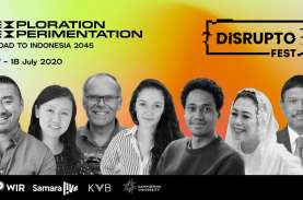 Menuju Indonesia Maju 2045, Festival Inovasi Disrupto…