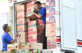 RUPSLB Diundur, Harga Saham Konsumer Indofood Cenderung Stagnan