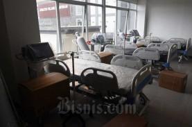 Tambah 70 Orang, RSD Wisma Atlet Rawat 1.220 Pasien…