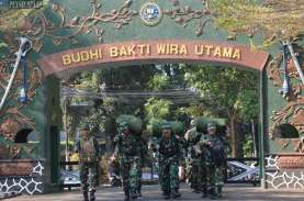 Hari Ini, 1.026 Orang Positif Corona di Secapa TNI…
