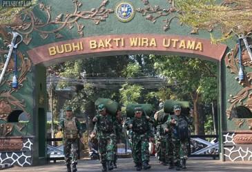 Hari Ini, 1.026 Orang Positif Corona di Secapa TNI AD di Bandung