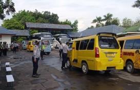 Dishub Cirebon Mulai Sosialiasikan AKB di Angkutan Umum