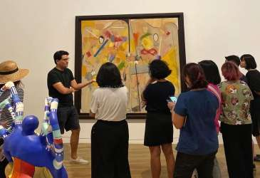 Arisan Karya Museum MACAN Ronde Ketiga Digelar 28 Juli-2 Agustus 2020