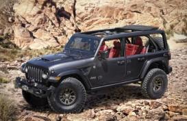 Terungkap! Konsep Baru Jeep Wrangler Rubicon