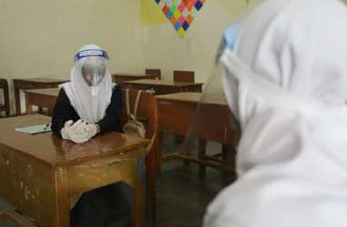 Jabar Belum Izinkan 39 SMA/SMK di Kota Sukabumi Dibuka