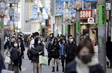 Kasus Baru Covid-19 Melesat, Tokyo Bersiap Naikkan Status Waspada