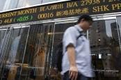 Trump Cabut Status Istimewa, Bursa Hong Kong Jungkir Balik