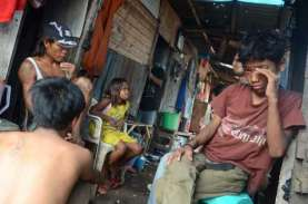 Penduduk Miskin di Kalimantan Timur 6,10 Persen