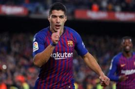 Posisinya Terancam, Striker Barcelona Suarez Siap…