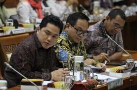 Erick Thohir Tagih Utang Pemerintah ke 7 BUMN Senilai…