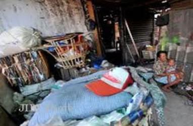 Penduduk Miskin Jateng Naik Menjadi 3,98 Juta Orang, Penambahan Terbanyak di Perkotaan