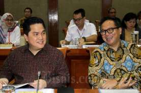 Erick Thohir: Kuartal I, BUMN Sudah Setor Rp86,85…