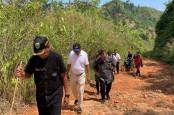 Akses Jalan Sumsel-Bengkulu Mulai Dibangun