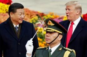 Ini Deretan Konflik yang Buat Hubungan AS dan China…