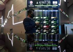 IHSG Berbalik Melemah, Investor Asing Net Sell Rp651,97 Miliar