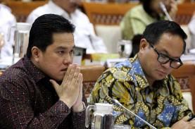 Skema Dana Pinjaman untuk Tiga BUMN Berubah Jadi PMN…