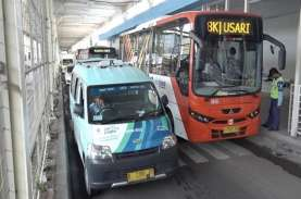 Integarasi Moda Transportasi Jakarta, Anies Bebaskan…