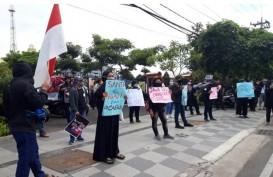 Anak Kiai Diduga Lakukan Pencabulan, Santri Demo Desak Polisi Tangkap Pelaku