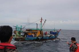 Kapal Ikan Asing Sitaan Akan Dihibahkan ke Kampus…