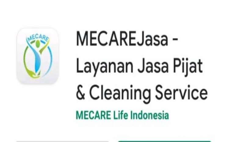 Aplikasi Mecare