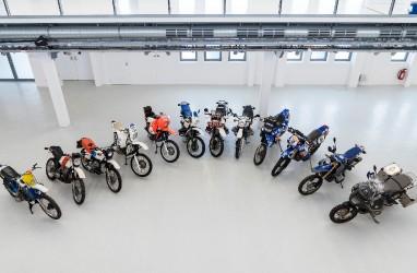 BMW GS, Cikal Bakal Sepeda Motor Touring Enduro