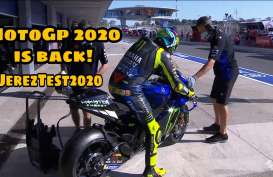 Rossi: Kian Dekat Persetujuan Kontrak ke Petronas Yamaha