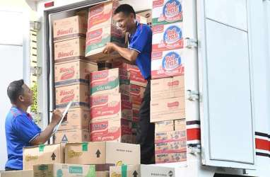Saham Indofood (INDF) Melesat, Indeks Bisnis-27 Berhasil Rebound