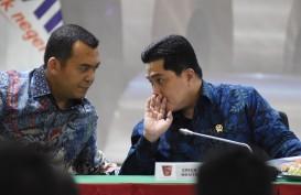Dana Pinjaman Rp11,5 Triliun Direstui, Saham Garuda Indonesia (GIAA) dan Krakatau Steel (KRAS) Melesat