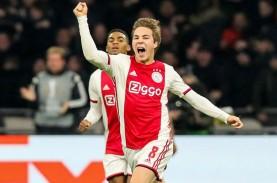 Sampdoria Datang Menggoda Lagi Pemain Ajax Carel Eiting