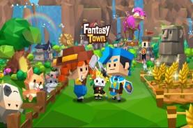 Garena Rilis Gim Fantasy Town, Ada Kabayan hingga…