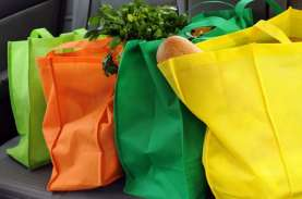Perangi Sampah Plastik, Gunakan 5 Tas Ramah Lingkungan…