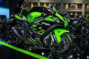 Kawasaki Ninja ZX-25R 250 Tampil di Bangkok Motor Show 2020