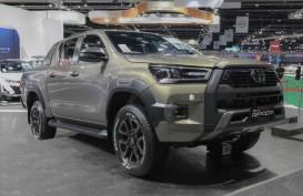 Toyota Hadirkan Hilux Revo Rocco di Bangkok Motor Show 2020