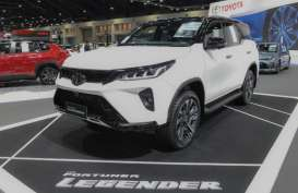 Toyota Fortuner Baru Hadir di Bangkok Motor Show (BIMS) 2020