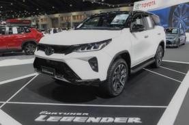 Toyota Fortuner Baru Hadir di Bangkok Motor Show (BIMS)…