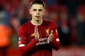 Liverpool Beri Kontrak Jangka Panjang untuk Pemain…