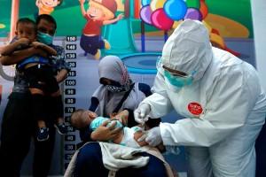 WHO Ingatkan Penurunan Imunisasi Secara Global Bahayakan Jutaan Anak