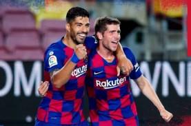 Luis Suarez Akui Barcelona Buang Peluang Juara Liga…
