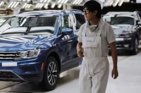Penjualan Mobil di Eropa Merangkak Naik, Meski Masih…
