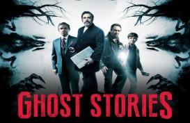 Sinopsis Ghost Stories, Upaya Profesor Ungkap Supranatural Palsu