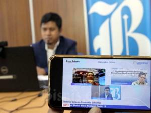 Bisnis Indonesia Gelar Diskusi Membangun Optimisme Pendanaan Melalui Pasar Modal
