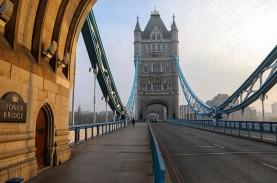 Pelajar China Tunda Belajar di Inggris, Universitas…