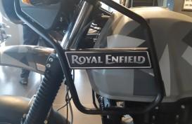 Royal Enfield Himalayan Berstandar Euro 4, Harga Rp114,3 juta