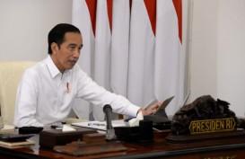 Jokowi: Pertumbuhan Ekonomi RI Bisa Minus 17 Persen Jika Pilih Lockdown