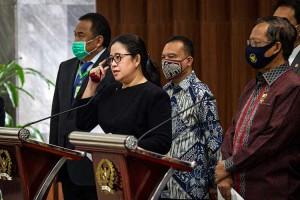 DPR dan Pemerintah Sepakat Menunda Pembahasan RUU BPIP