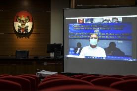 Divonis 6 Tahun Penjara, Eks Wali Kota Medan Dijebloskan…