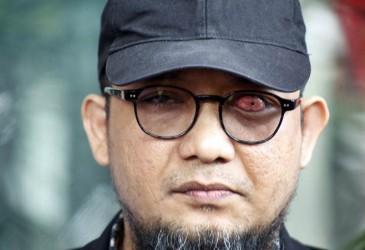 Penyerang Novel Baswedan Divonis 2 Tahun Penjara
