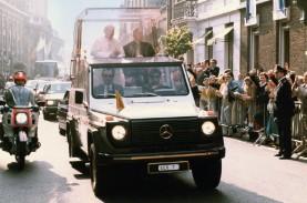 Mercedes Benz G-Class, Mobil Offroad Tunggangan Sri…